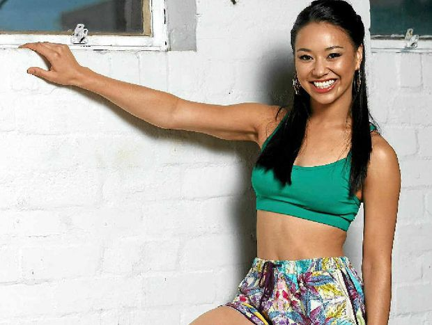 RIGHT MOVES: Former Kepnock High School student Renelle Jones (nee Quitorio) will appear in the top 100 on Channel 10's So You Think You Can Dance.