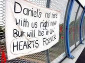 SUNSHINE Coast residents have put together a petition to have the overpass where Daniel Morcombe went missing renamed in his honour.