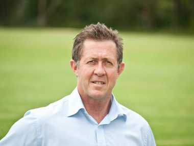 Federal Member for Cowper, Luke Hartsuyker. Photo: Rob Wright / The Coffs Coast Advocate
