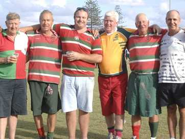All the action at the Golden Oldies Nash bash rugby carnival PHOTOS: Stuart Turner