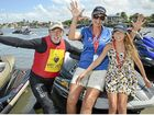 THE Akerman family says it took on the six-day Variety Jet Trek for the thrill.