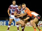 RUGBY LEAGUE: The Absolute Enterprises Mackay Cutters will dust off the over-sized no.