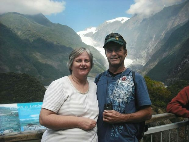 Catherine and Robert Lawton from Springfield Lakes were on board Malaysia Airlines flight MH370 that went missing on it's journey from Kuala Lumpur to Beijing. Photo: Facebook