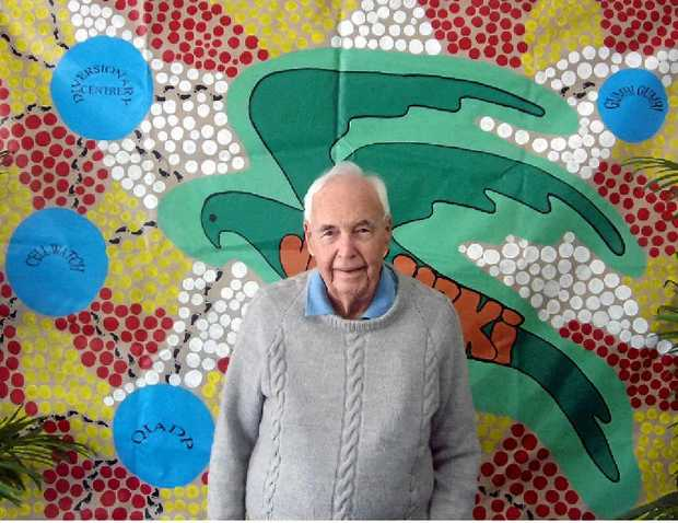 MAN OF GOD: Father Michael Hayes was an advocate for Indigenous people and a community leader throughout Central Queensland during his time as a priest.