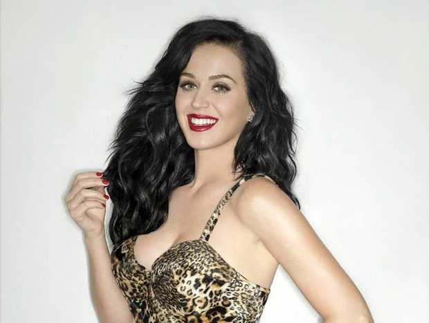 Singer Katy Perry