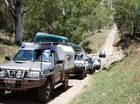 Head up the highway then hit the dirt with some offroad adventure in the Mackay region.