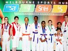 IPSWICH Karate Club competitors impressed by winning 16 medals at the recent Japan Karate Association National Championships in Melbourne.