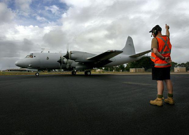 An RAAF Orion.