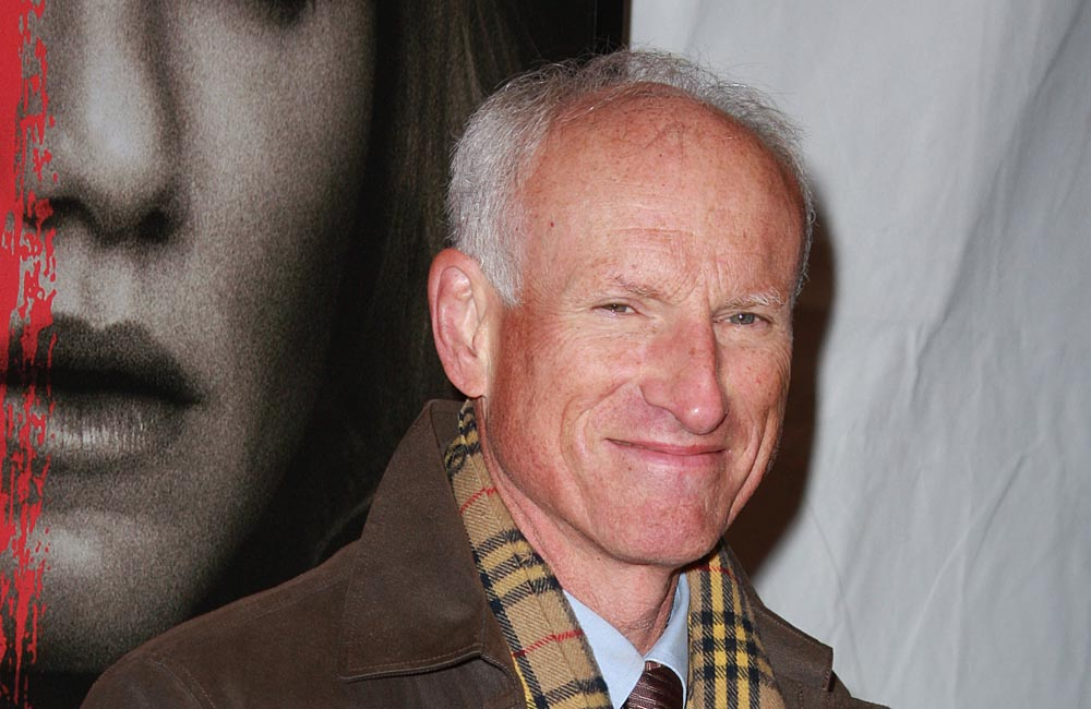 how tall is james rebhorn