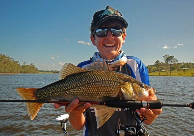 Top 3 fishing spots on the sunshine coast sunshine coast for Best bass fishing near me