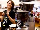 CALM attention to detail means customers queued up each morning are likely to get a coffee of the quality that saw Hanna Teramoto crowned NZ's top barista.
