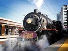 All aboard! Travel through Brisbane on an historic steam train and relive the splendour of a bygone era. It's big loud fun as you board the steam train at...