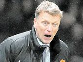 MANCHESTER United manager David Moyes faces the prospect of leading the Red Devils to their lowest points tally in a season in the EPL era.