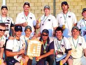 LAIDLEY captain Chris Johnson paid tribute to club stalwarts like Michael Brennan after winning the second division cricket premiership in convincing fashion.