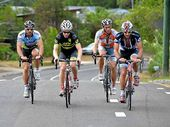 """A QUEENSLAND police officer has likened cyclists to """"cockroaches"""" in an online row involving the state's top cop."""