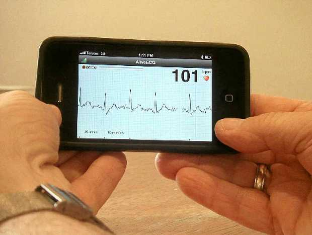 LIFE SAVER: A new smartphone app to prevent stokes.