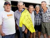 MEET a group of men who between them have devoted more than 210 years towards building a better Ipswich.