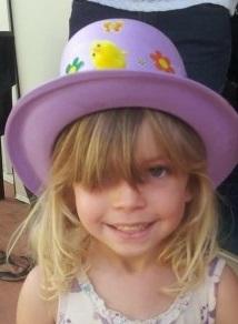 Missing girl Chloe Campbell.