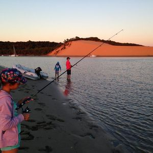 Top beach fishing spots near rockhampton rockhampton for Nearby fishing places