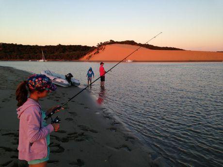 Top beach fishing spots near rockhampton rockhampton for Best fishing spots near me