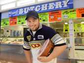 COWBOYS fan John Farquhar would like to see his favourite team doing better in this year's NRL competition.