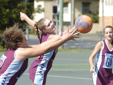 Images from Lismore and Ballina netball association matches, Sunday, May 4, 2014.