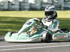Images from this year's Young Guns competition at the Lismore Kart Club.