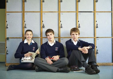 Schoolboy S Worst Year On Repeat In Abc Original Comedy