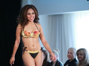 Miss World Australia state finals at Oaks Oasis Resort in Caloundra: Photo: Brett Wortman / Sunshine Coast Daily