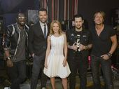 THE former Voice coach, who has gone on to be a judge on American Idol, returns to perform on the show tonight.