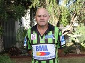 BLUFF referee Ron Richardson has shared the field with some of rugby league's finest.