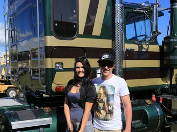 Photographer Keith Hawley was out and about at the Heritage Truck Show held at Rocklea on May 17.  Check out the pics.