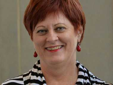 Mackay Mayor Deirdre Comerford.