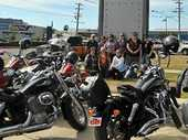 IT WAS Show Day for Rockhampton on Friday, but for the Ladies of Harley, it meant a ride to Gladstone.