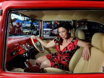 Scenes from the annual nostalgia festival Cooly Rocks On, in Tweed Heads and Coolangatta on Saturday, June 7.