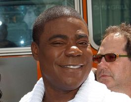 Tracy Morgan returns to comedy after horror smash