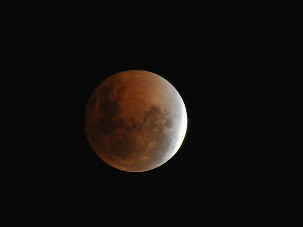 Full moons are known to bring out werewolves, strange personalities, witches and even zombies.