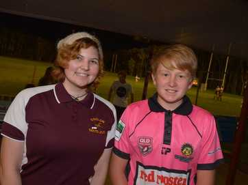 Coolum Colts wear pink for breast cancer awareness