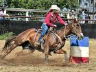 ROCKHAMPTON rider Jamie-Lee Williams has the chance during the Northern Run of four Queensland rodeos to challenge Jorja Watkins and Cheyenne Whitwell for bragging rights as the top Queensland cowgirl in the Australian Professional Rodeo Association.