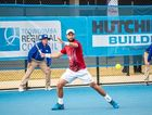 2013 Hutchinson Builders Toowoomba International Mens Singles Champion