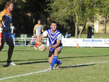 Grafton Ghosts beat Coffs Comets 36-8 in their top-of-the-table Group 2 clash, while Lower Clarence Magpies fell 64-14 to Byron Bay Red Devils in their NRRRL match.