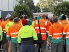 FAIR GO: Toll workers negotiate for a better deal.