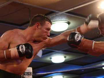 Smithy Brings the Big Fights 7 - boxing at Rumours International,