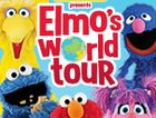 SESAME STREET PRESENTS ELMO'S WORLD TOUR is sure to delight fans of all ages.