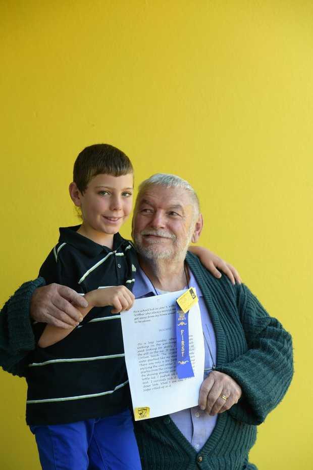 Grandfather essay