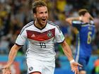 GERMANY has won the 2014 FIFA World Cup 1-0 against Argentina.