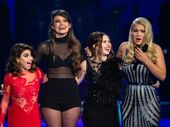 THE teen powerhouse joins duo ZK, Johnny Rollins, Jackson Thomas and Frank Lakoudis in the running for the show's title thanks to a last-minute save by her fans