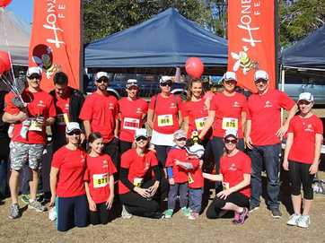 THE 12th annual Somerset Rail Trail Fun Run attracted more than 1000 people to the iconic Brisbane Valley Rail Trail.