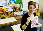 HOW-TO GUIDE: Raceview State School teacher Charmaine Statham has written a book to help other teachers.