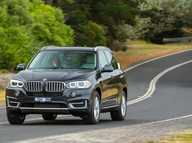 BMW has recently added two entry-level X5 models. We review the xDrive25d.